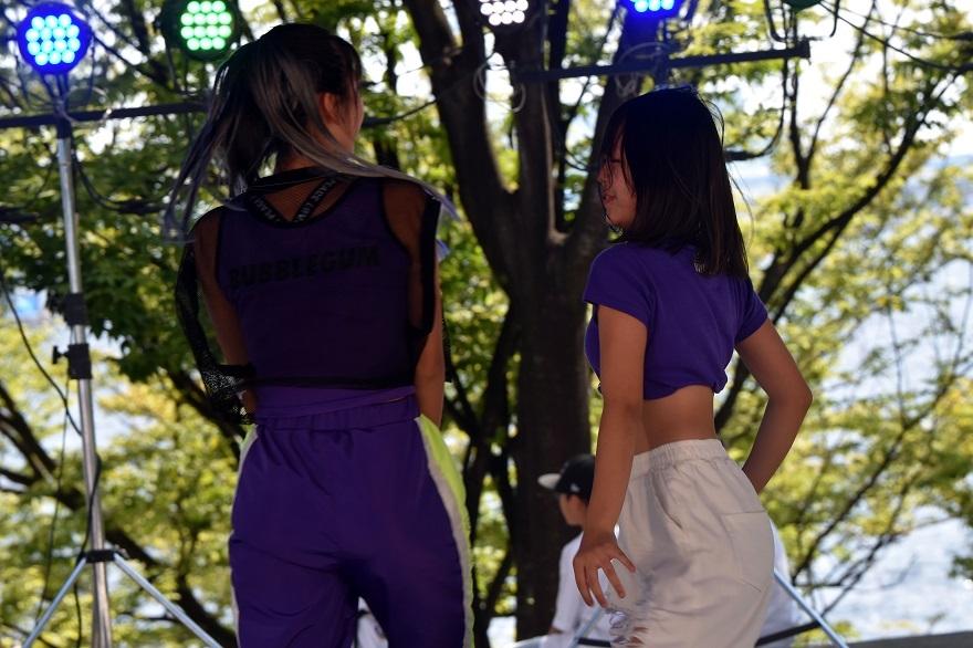 南港イベント8月・ダンス#2 (2)