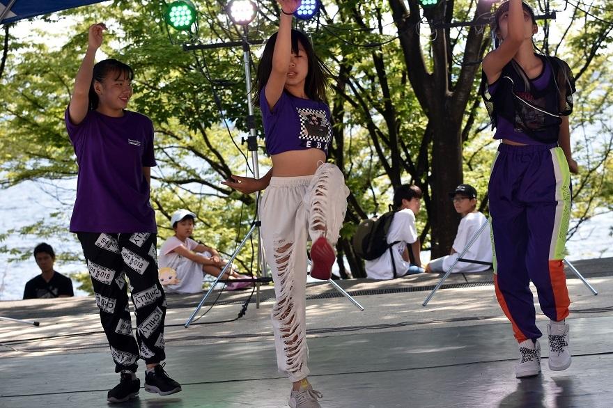 南港イベント8月・ダンス#2 (3)