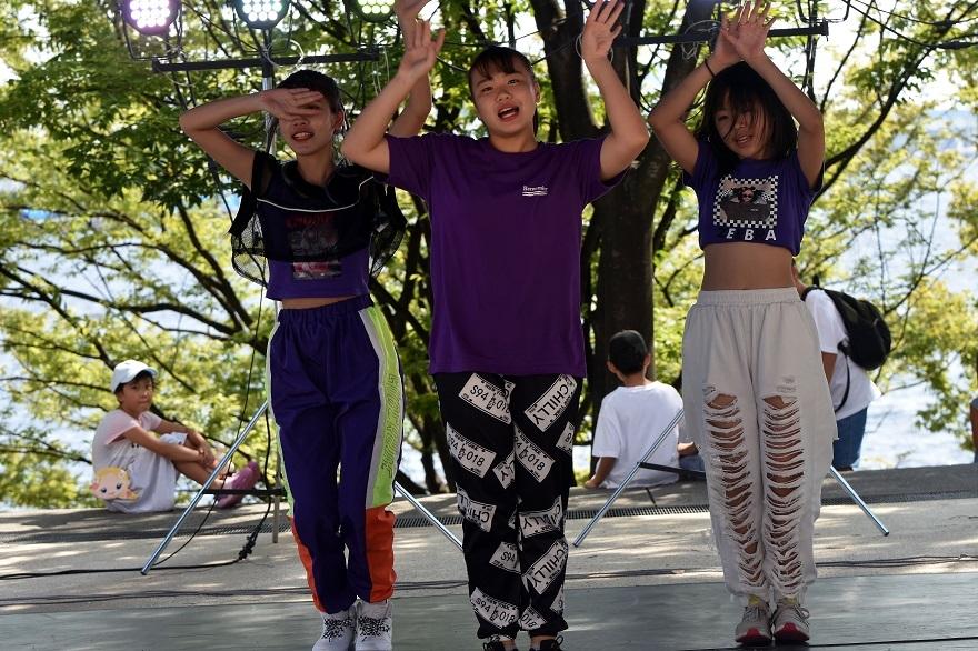 南港イベント8月・ダンス#2 (7)
