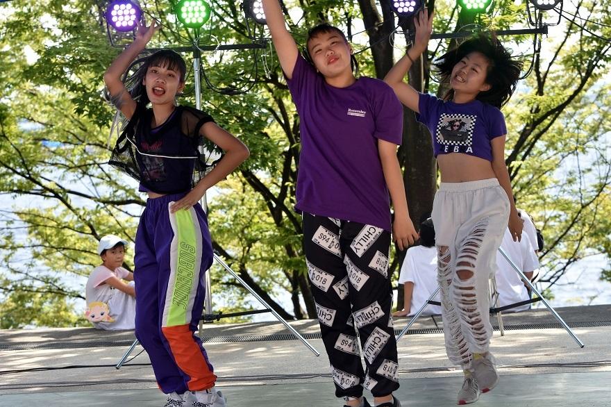 南港イベント8月・ダンス#2 (9)