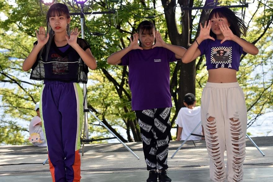 南港イベント8月・ダンス#2 (10)