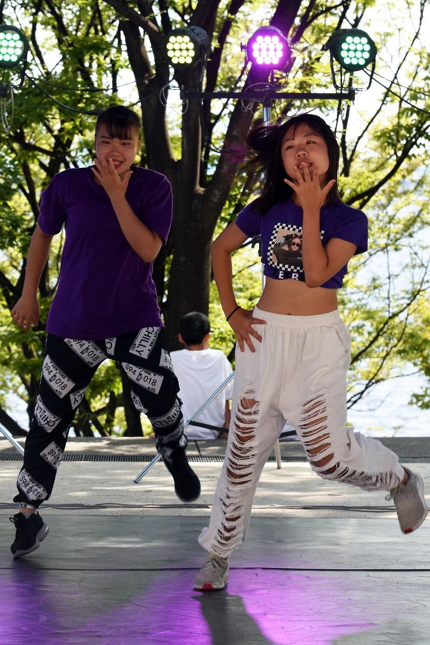 南港イベント8月・ダンス#2 (11)