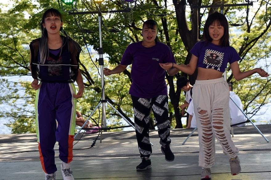 南港イベント8月・ダンス#2 (12)