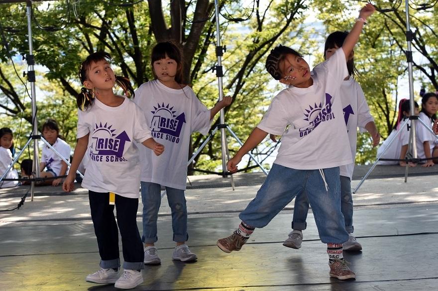 南港イベント8月・ダンス#1 (1)