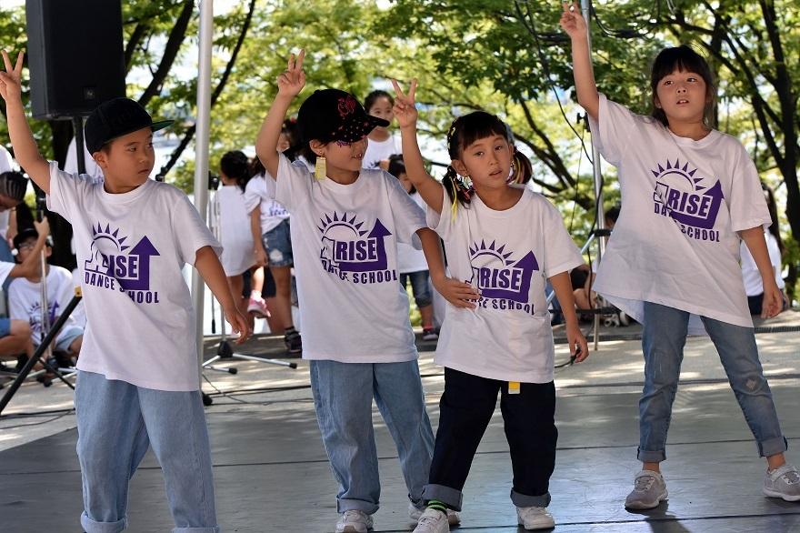 南港イベント8月・ダンス#1 (5)