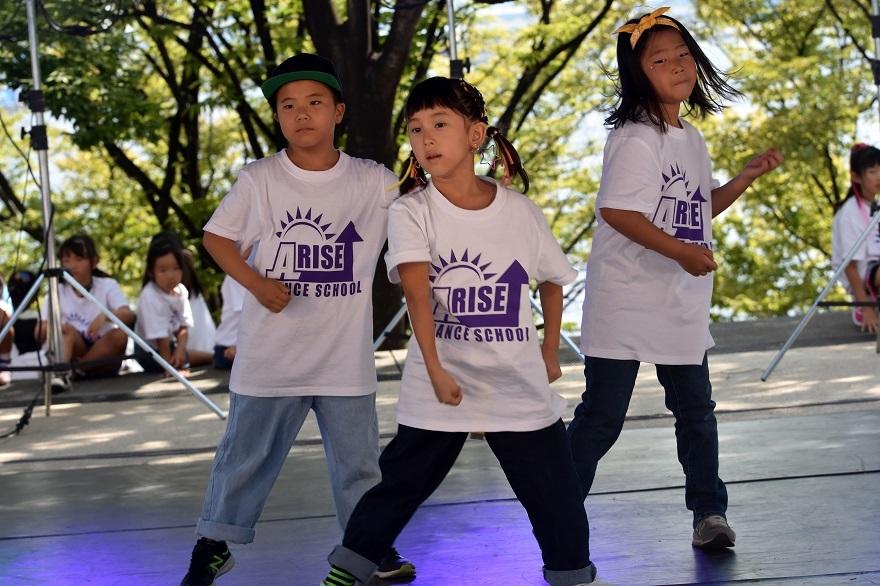 南港イベント8月・ダンス#1 (4)