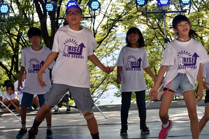 南港イベント8月・ダンス#1 (9)
