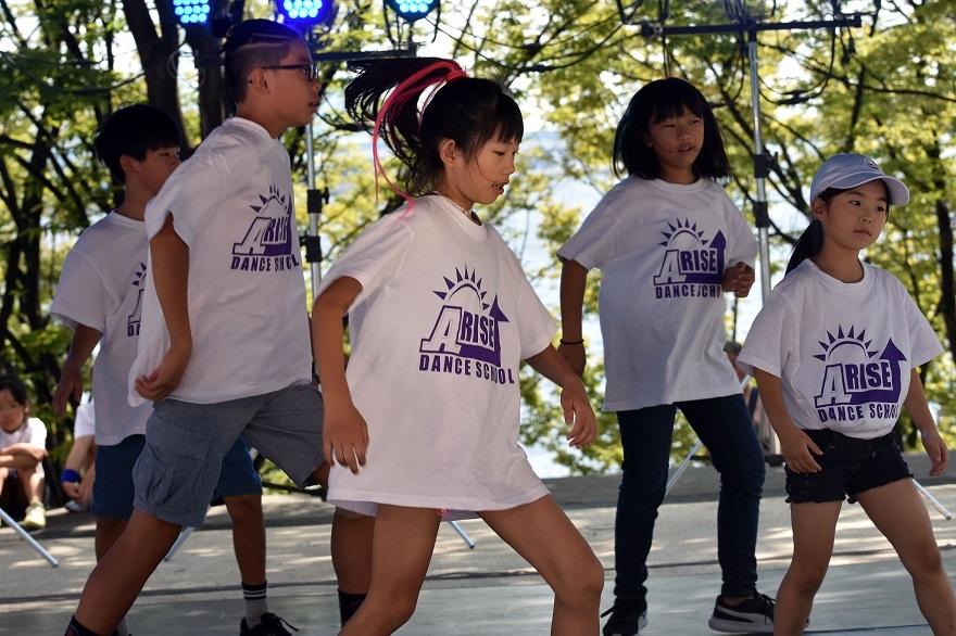 南港イベント8月・ダンス#1 (11)