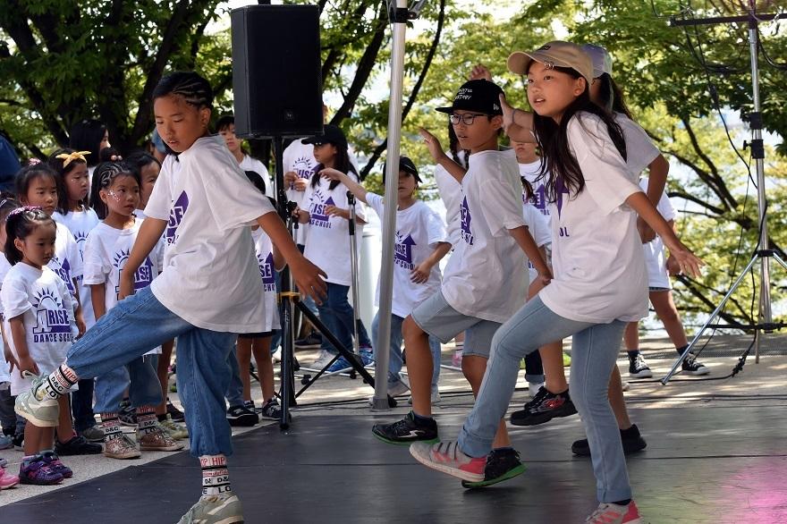 南港イベント8月・ダンス#1 (16)