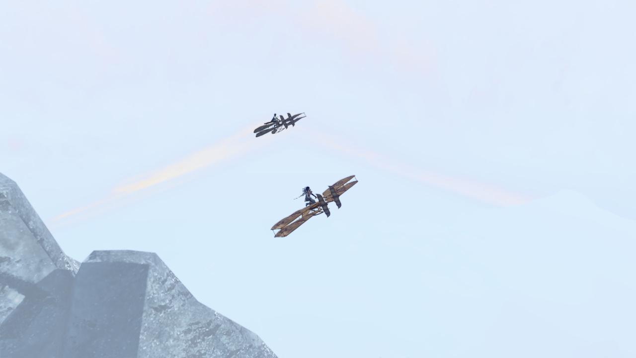06 グライダーで飛翔