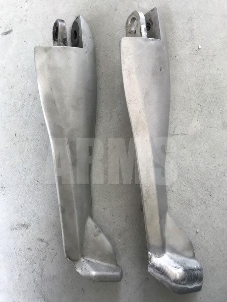 ドゥカティ999のサイドスタンド アルミ製