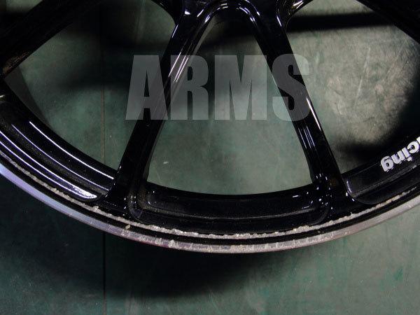 アドバンのアルミホイール、ADVAN RZⅡ グロスブラック
