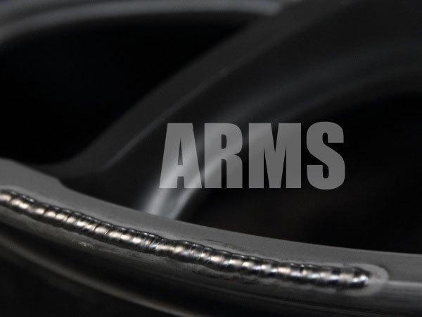プロドライブホイールの削れたリムを修理