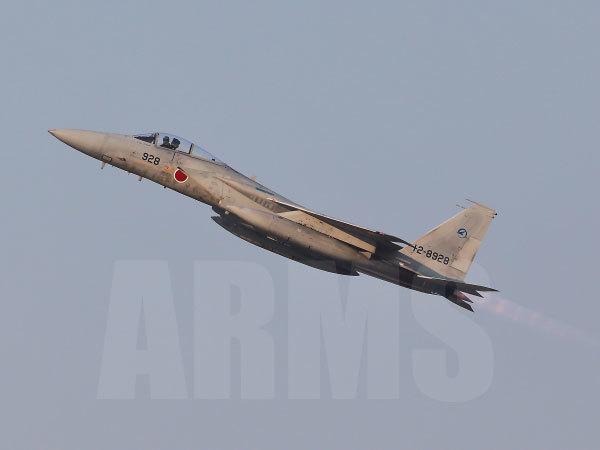F-15戦闘機 岐阜基地のイーグル