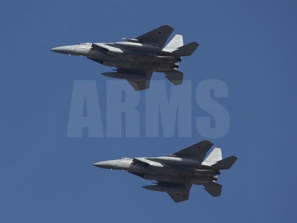 204SQ F-15 イーグル