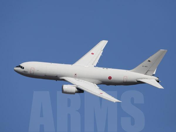 空中給油機 KC767