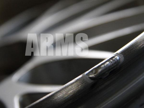 アルミ溶接で修理