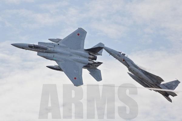 小松基地 F-15 イーグル