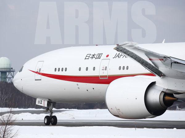 政府専用機、747と777の違い