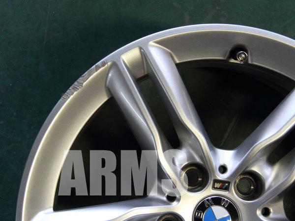 BMW 2シリーズ F46のアルミホイール