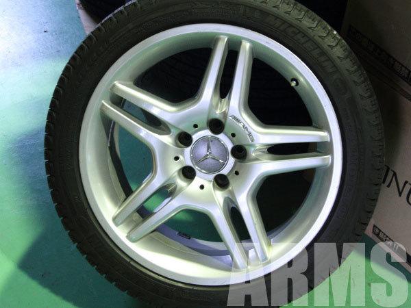 メルセデスベンツ AMGホイール