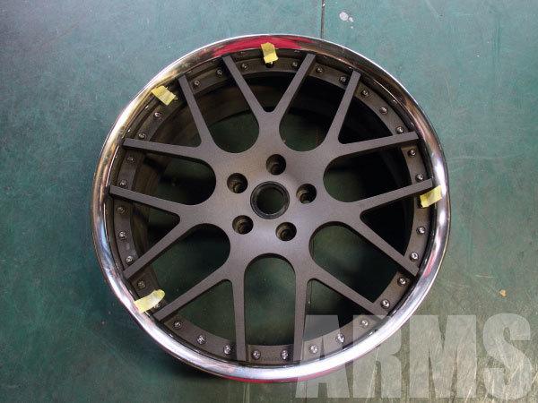 フェラーリ458用アルミホイール