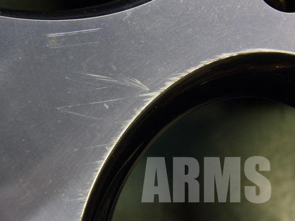 GTIの18インチの純正アルミホイール