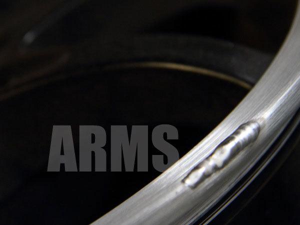 アルミ溶接修理(アルゴン)
