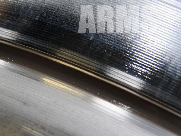 アルミホイールのエア漏れを修理