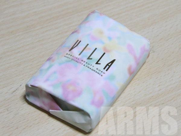 VILLA 固形石鹸