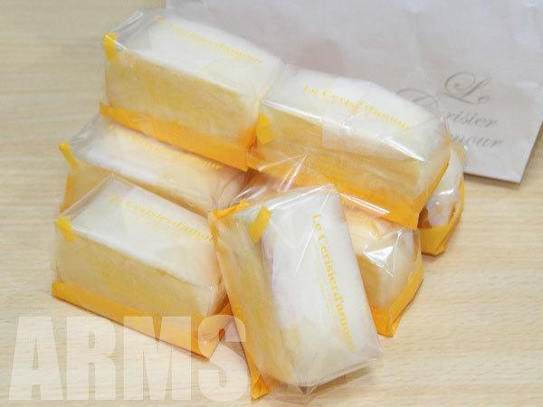 岐阜のスリジェダムールのチーズケーキ