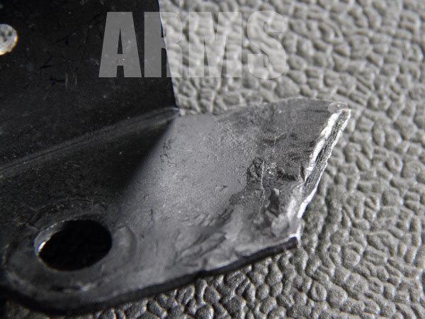 アルミ溶接で部品を修理