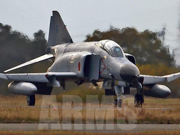 F4戦闘機の最期