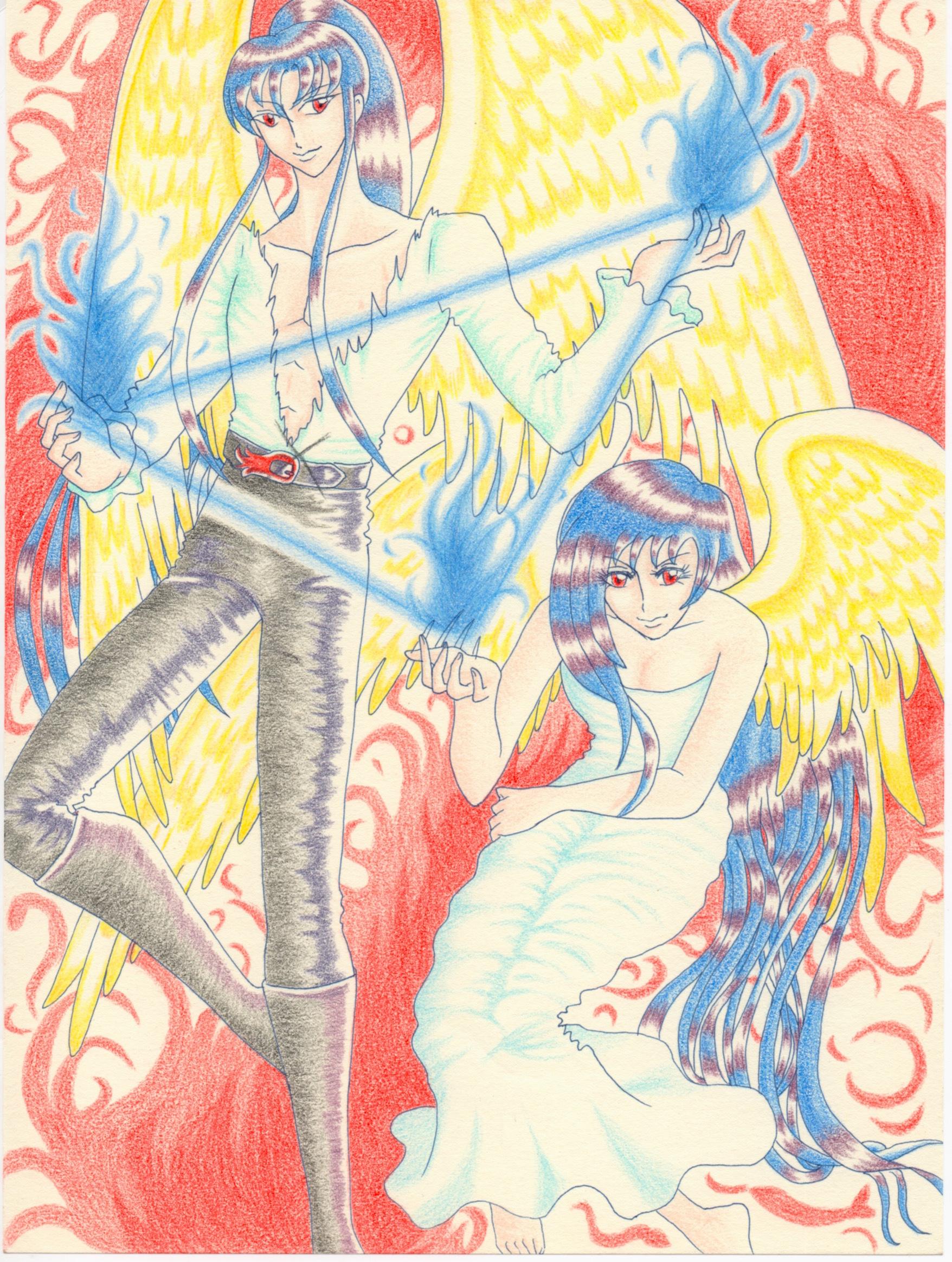 双翼の魔王ベリアル