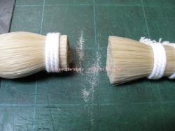 1 毛束の再利用 1
