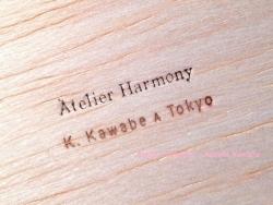 1 Atelier HarmonyK.Kawabe