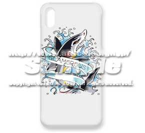 Case_iPhone-Glamourous Shark