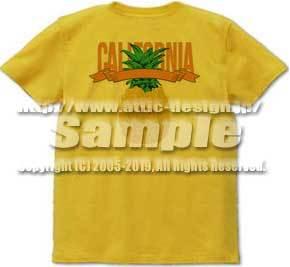 -shirt Pineapple California