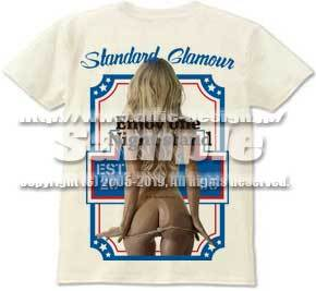 T-shirt Standard Glamour9