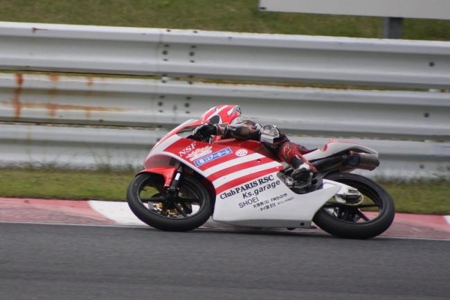 2019九州ロードレース2戦 JGP3 S80