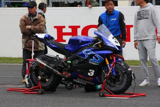 2019 九州ロード2戦 オートポリス ST600
