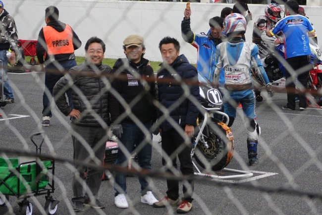 2019 九州ロード2戦 JP250 オートポリス