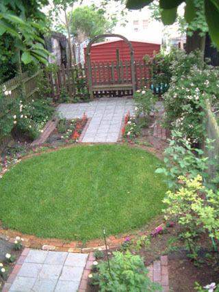 現在の庭2