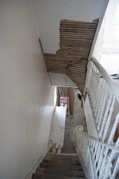 2階段ひっぺがし