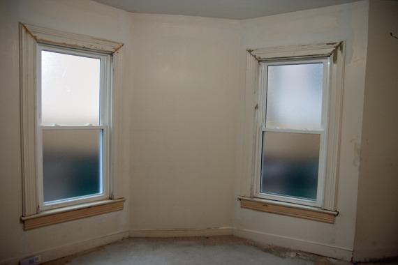 窓枠補修雑完成