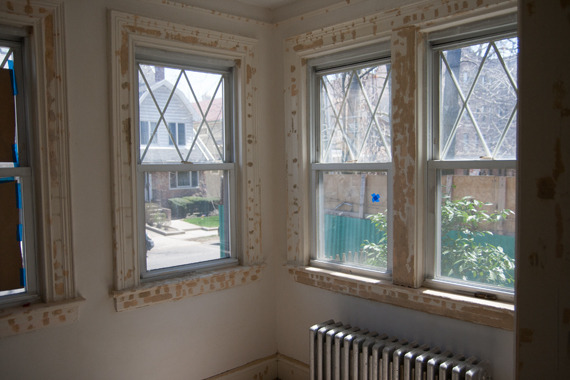 サンルーム窓枠フィラー