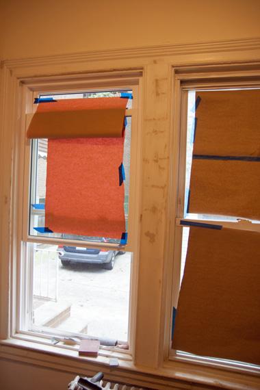 パントリー窓