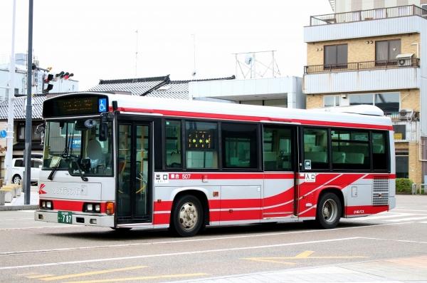 石川200か・787 507