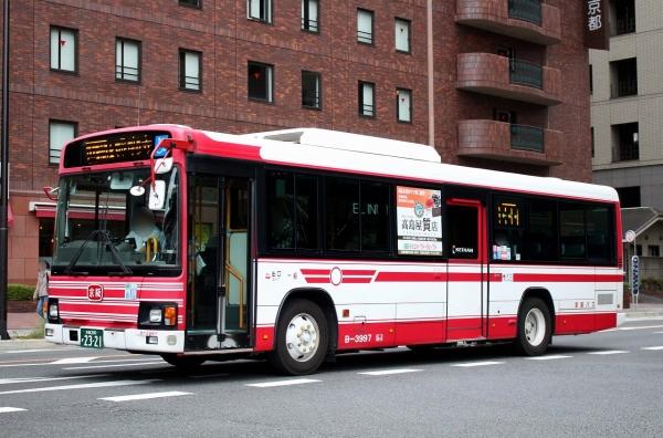 京都200か2321 B3997
