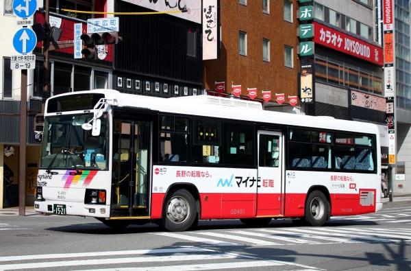長野200か1521 02451